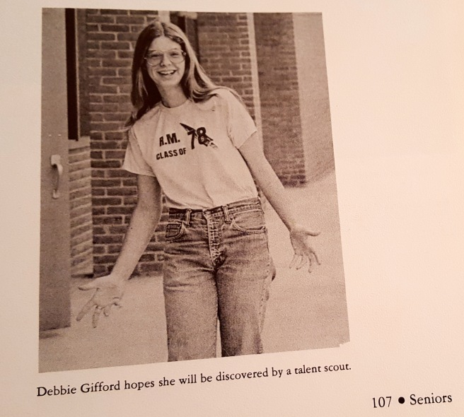 Deb Senior Year Book